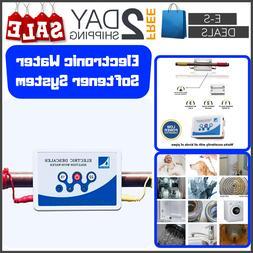 Eses Electronic Water Softener System Salt Impurities Salt L