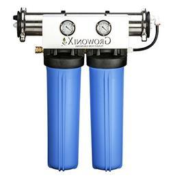 GROWONIX EX1000-TALL Reverse Osmosis System Ultra High Flow