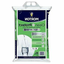 Morton Salt F124700000G 40-Lb. Rust Remover Pellets - Quanti