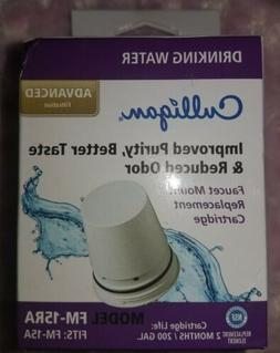 Culligan Faucet Drinking Water Replacement Cartridge, Level