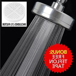 Sakaika Filtered Shower Head w/ Chlorine Filter & Hard Water