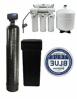 Fleck 5600 SXT Metered Water Softener and Reverse Osmosis Sy