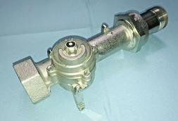 """Fleck Meter Complete Standard 1 1/2 """" Assembly 2850 or 9500"""
