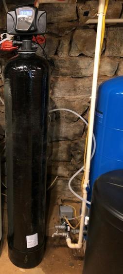 Fleck 5600 SXT Metered Water Softener 48000 Grain System w/