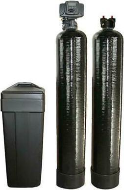 Fleck Water Softener 32K + Upflow Carbon Filtration System |