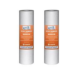 """iSpring FP15X2 5 micron 10"""" x 2.5"""" Universal Sediment Filter"""