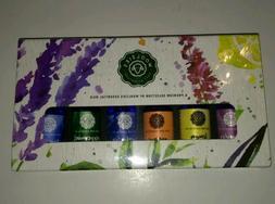 Woolzies Gift Set of 6 Popular Essential Oils, Lavender, Swe