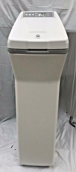 Gray GE Salt-Based Whole House Electric Water Softener 40200