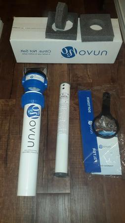 Nuvo H2O h20 Dphb Home Water Softener System 5 X 24 New Mo