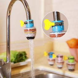 Hard Water Softener Faucet Tap Water Purifier Water Filter F
