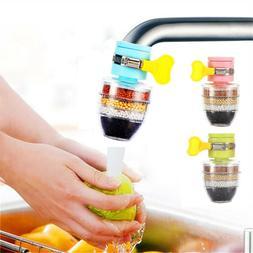 Hard Water Softener Water Filter Faucet Tap Faucet Purifier