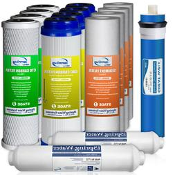 iSpring 5-Stage 75GPD Reverse Osmosis 2-Year Supply Filter P