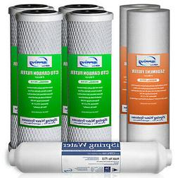 iSpring F7-CTO 1-Year Replacement Filter Kit for 5-Stage Rev
