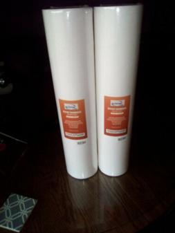 """iSpring FP25BX2 Water Filters 20 x 4.5"""" x 5 Micron White"""