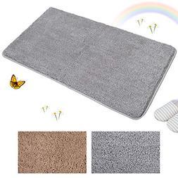 Indoor Doormat Super Absorbs Mud Absorbent Rubber Backing No