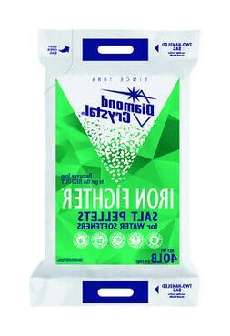 Diamond Crystal  Iron Fighter  Water Softener Salt  Pellets