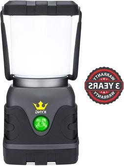 KYNG Camping Lantern 1000 Lumens Bright & Dimmable Warm & Co