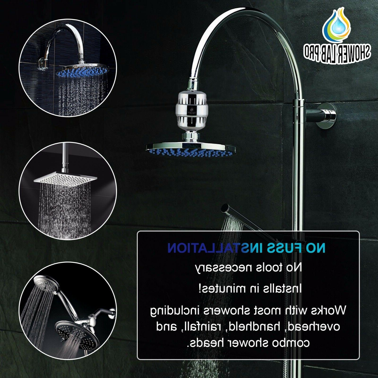 Shower Lab Shower Water 2 to Chlorine