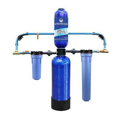 10-Year, 1,000,000-Gallon Whole House Water Filter with Pro