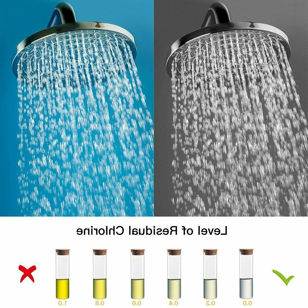 12-Stage Showerhead Water W29
