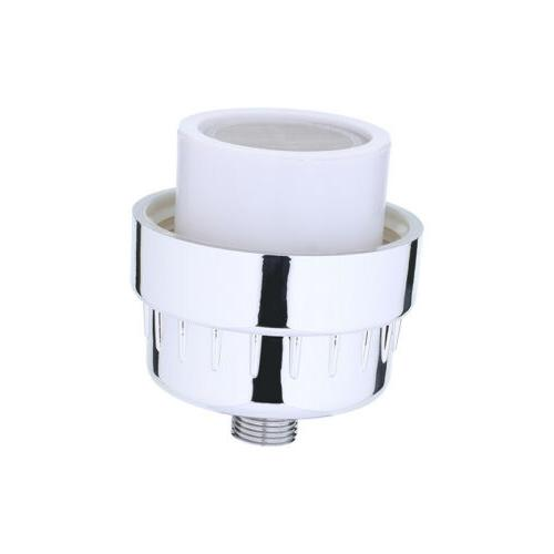 Shower Head Filter Water Chlorine Purifier