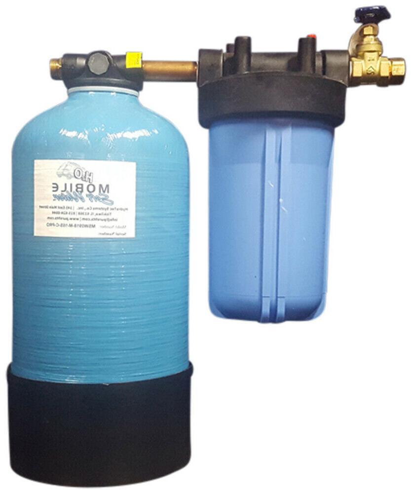16 000gr mobile soft water pro model
