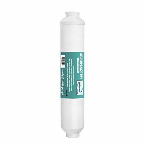 2 x iSpring FT15 5th Stage Inline Post Carbon Filter Replace