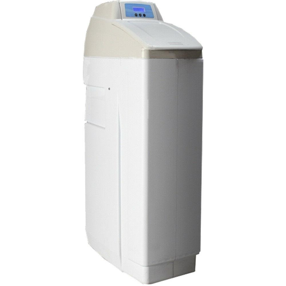 32k Cabinet Water Softener with Fleck 5600SE SoftFlo