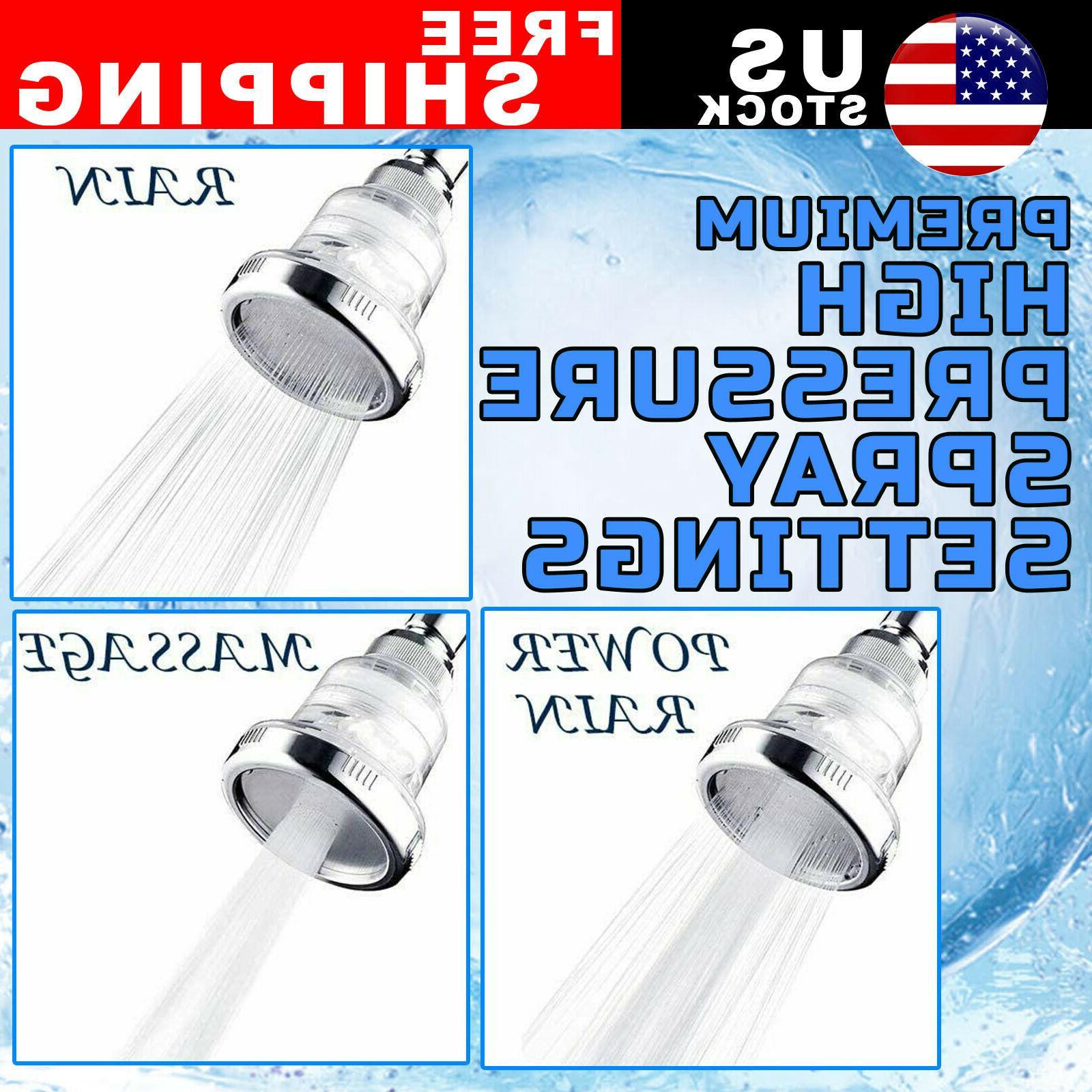 3 Shower Filter Softener