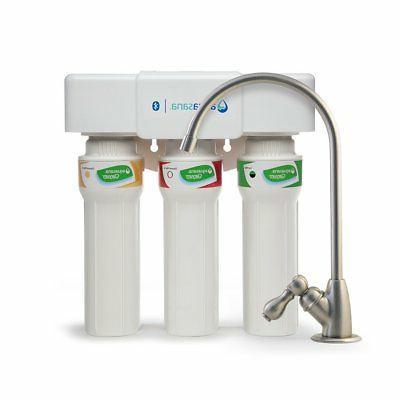 3 stage max flow under sink water