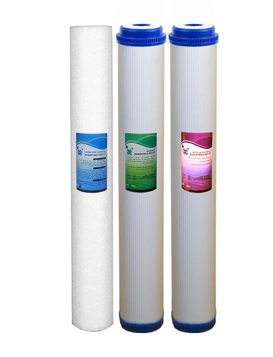 3 Stage Whole House Softening Softener System Valves