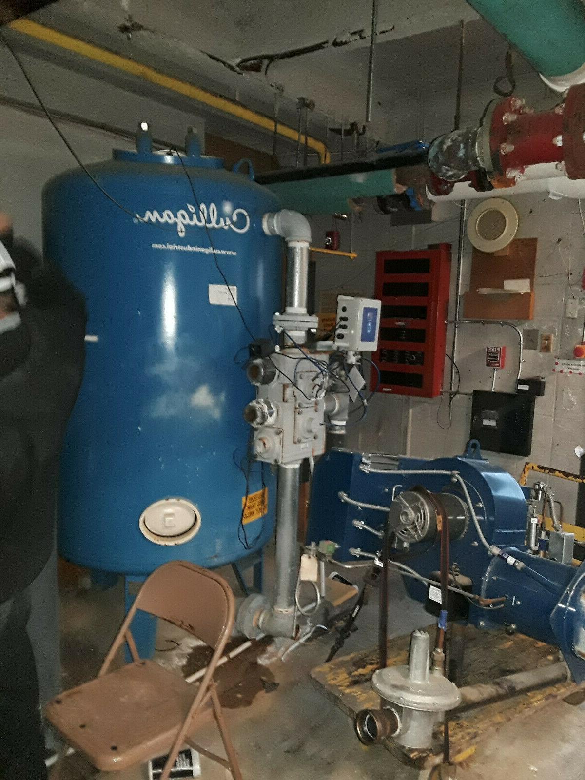 325 gallon csm hi flo water softener