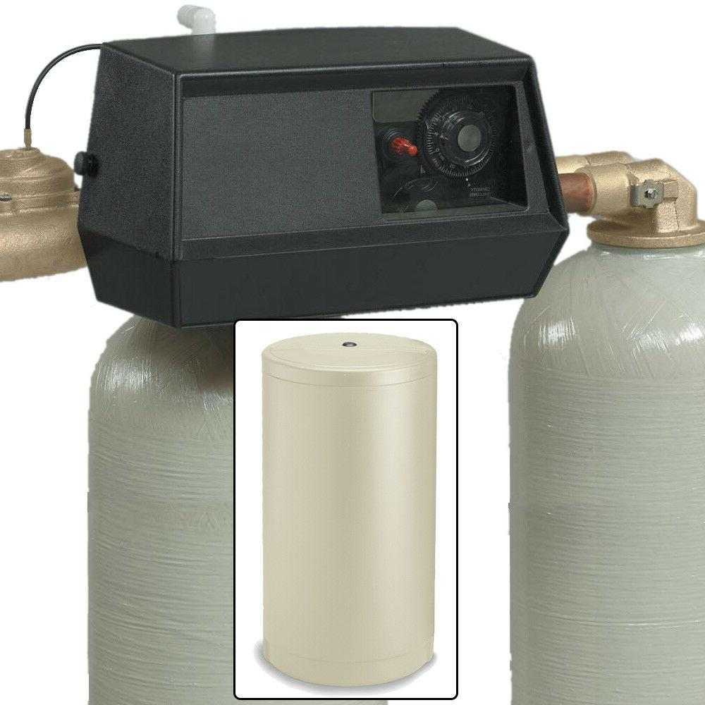 32k dual tank alternating water softener