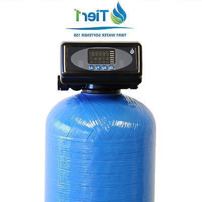 Tier1 48,000 Grain Efficiency Softener Metered System