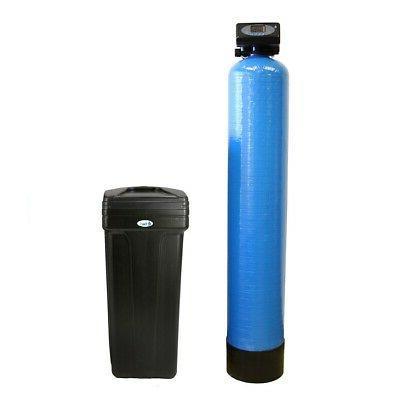 48 000 grain high efficiency water softener