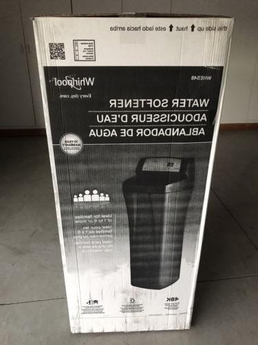 Whirlpool 48k Grain Water Softener WHES48