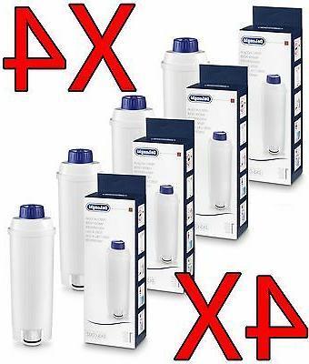 4x filter water softener dlsc002 ecam esam