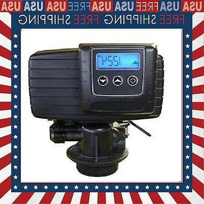 5600sxt water softener valve metered