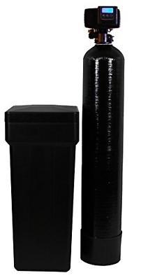 DuraWater 64k-56SXT-10 10% 64k Softener, 64,000, Black