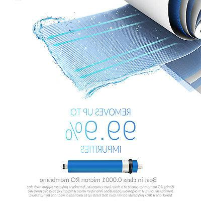 iSpring 75GPD Osmosis RO Alkaline Mineral