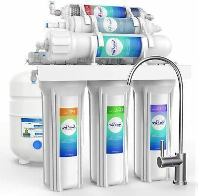 Under Sink Filter Softener Alkaline pH+Reverse