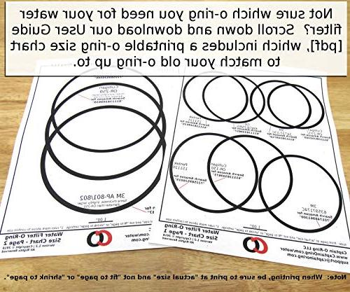 Replacement for Pentek, Pentair Big Blue O-Ring ORing