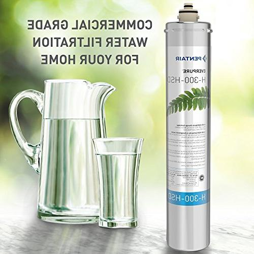 Everpure EV927075 H-300+HSD Filter Cartridge