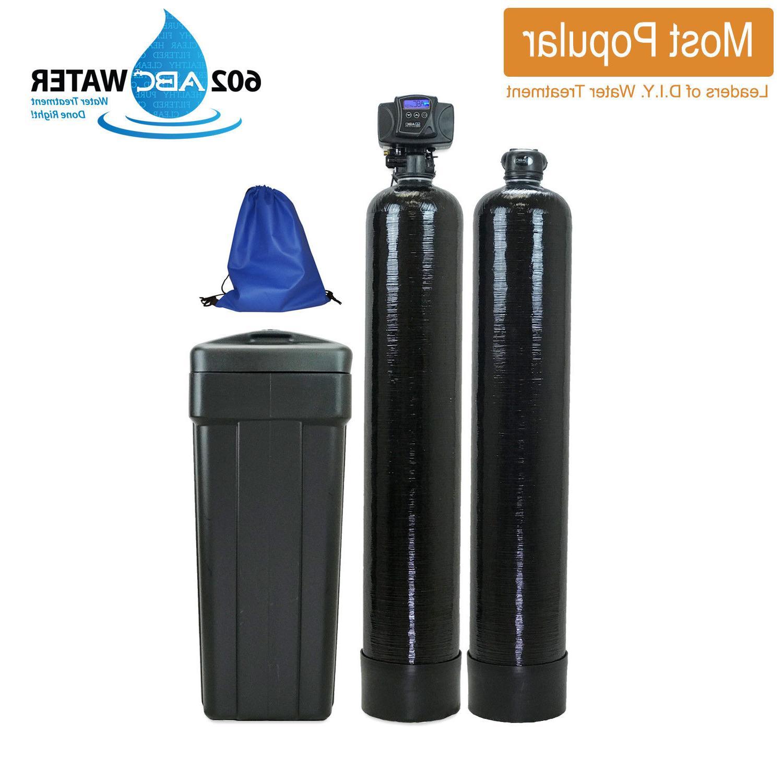 abcwaters built 5600sxt 48k water softener