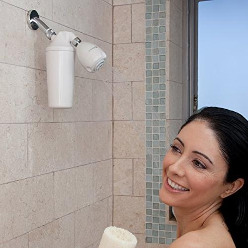 Aquasana Deluxe Water System with Adjustable Showerhead