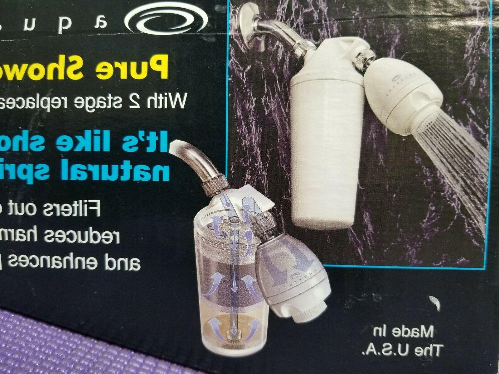 Aquasana AQ-4100 Shower Filter System