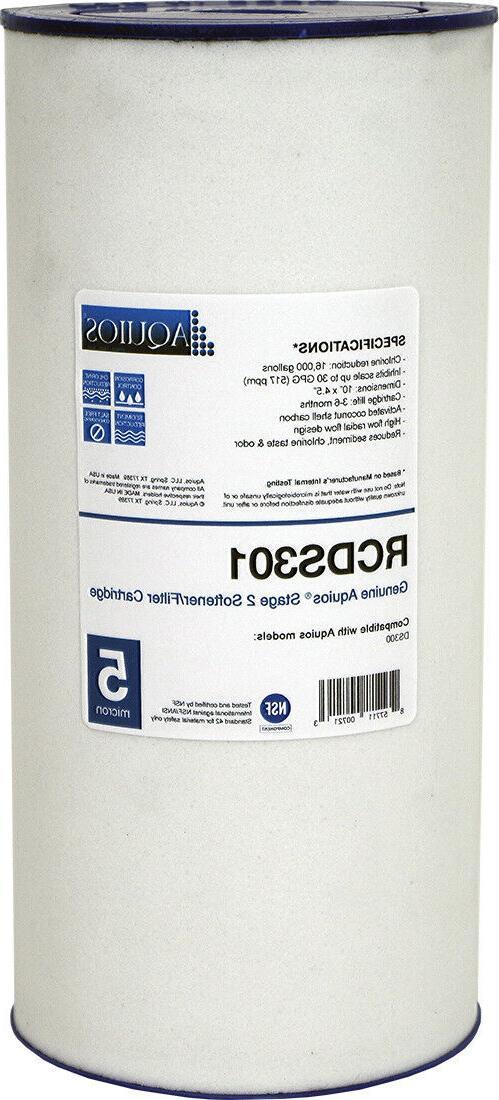 Aquios® DS300 Salt Free Water Filter System