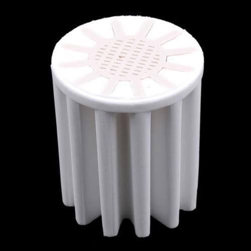 Bathroom In-line Shower Head Filter Water Softener Purifier