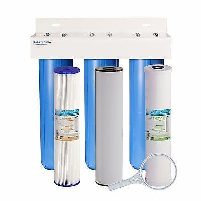 APEC Stage Whole House Filter System and