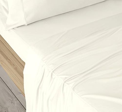 SHEEX Sheet Pillowcases, Ultra-Lightweight, and Ivory